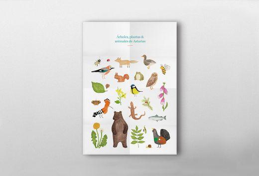 Cartel promocional / Dana Riesgo
