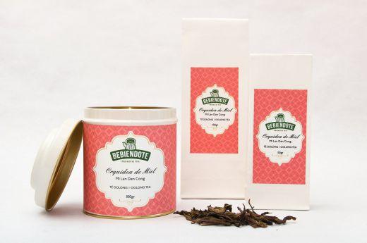 Envases para té de orquidea / Mara Rodríguez