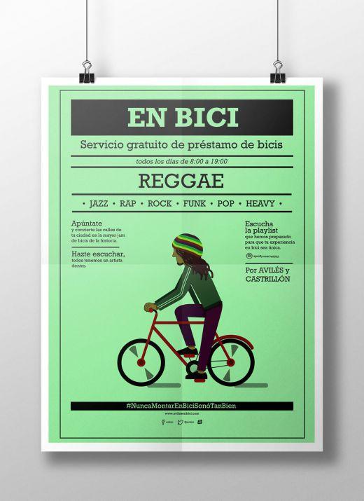 Reggae / Marta Pintado