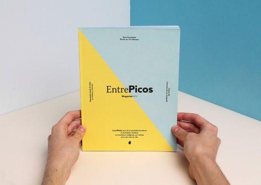 Revista: cubierta / Eric Veiga