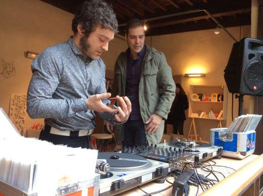 Sesión DJ