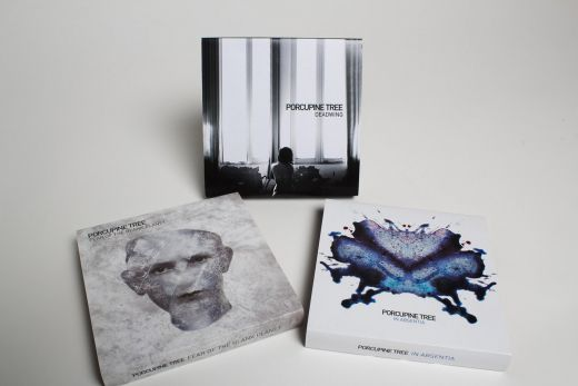 Packaging de los CD / Mario Fernández García-Pulgar