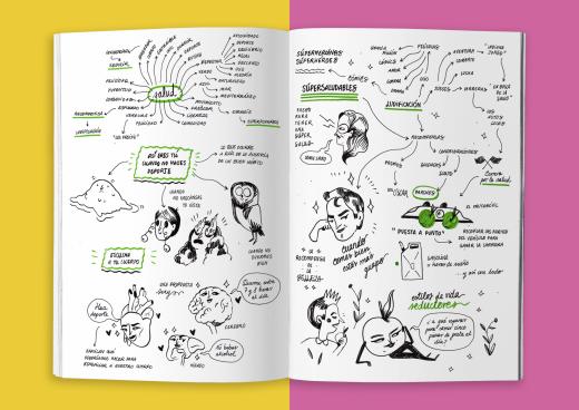 Cuaderno de bocetos del proyecto
