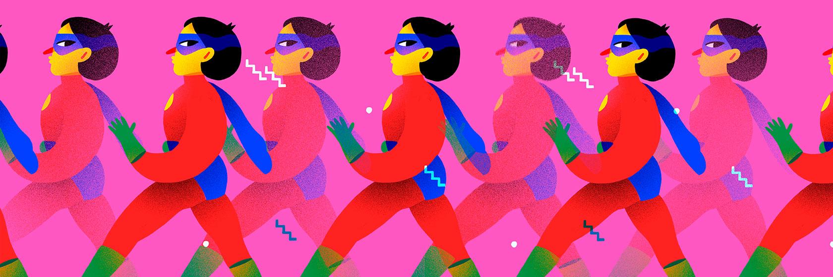 SÚPER-SALUDABLES, un trabajo fin de estudios de Cynthia Álvarez