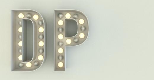 Letras luminosas DP