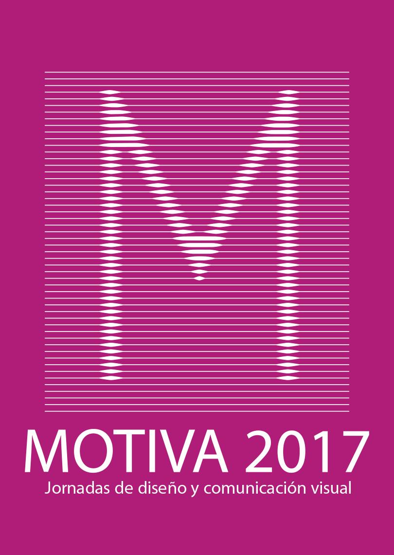 Imagen de las Jornadas de Diseño y Comunicación Visual, Motiva 2017