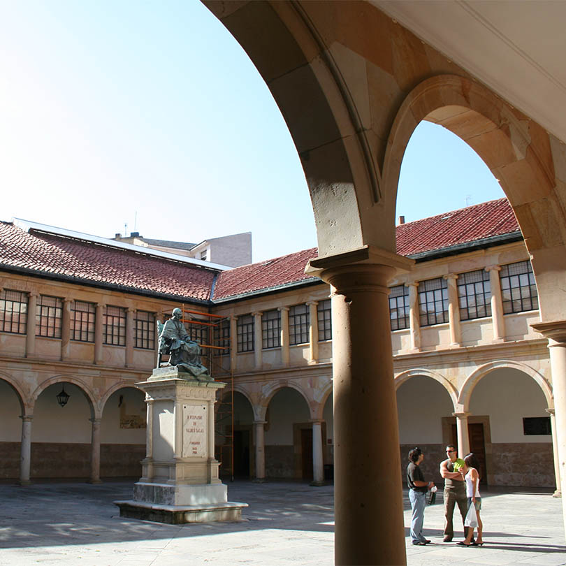 Claustro de la Universidad de Oviedo