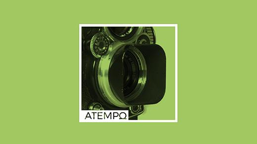 Vista parcial de la portada de Atempo 3